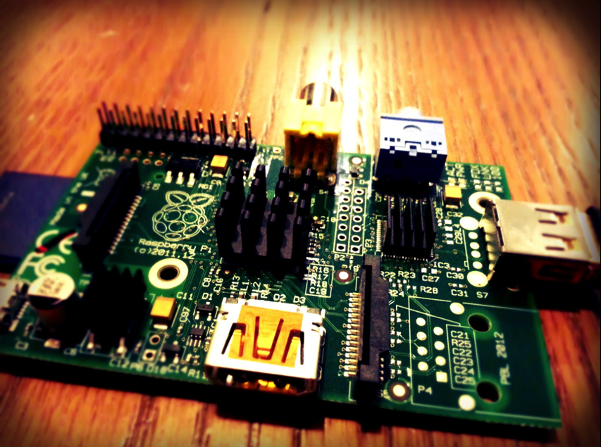 Adding Heat Sinks to a Raspberry Pi Average Man vs Raspberry Pi RPi Projects Python and More