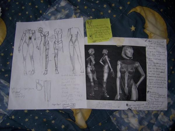EDI sketches
