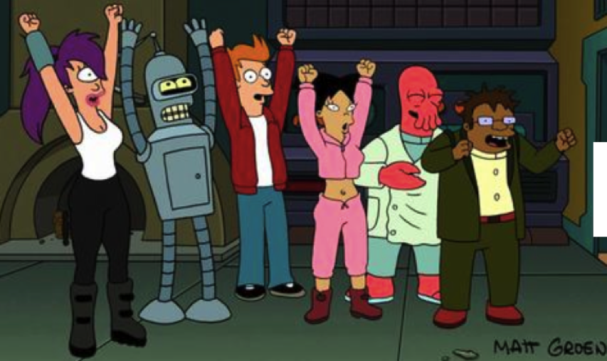 How Futurama Gets Science Right Sort of Photos Discovery News
