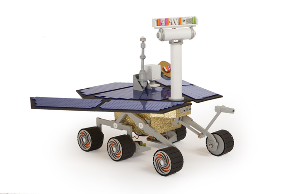 Mars Rover littlebits
