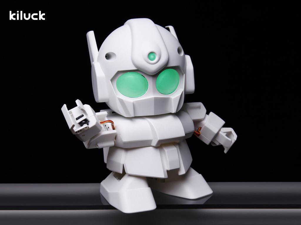 RAPIRO - Raspberry Pi Humanoid Robot