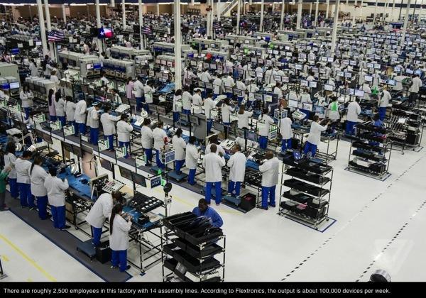 Google's Motorola Mobility to close factory #makerbusiness