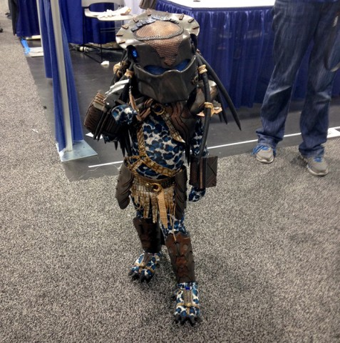 Though I spotted plenty of fantastic costumes at WonderCon a few weekends ago one cosplay in particular blew me away Baby Predator. & How One Girl Became an Adorable Tiny Predator « Adafruit Industries ...