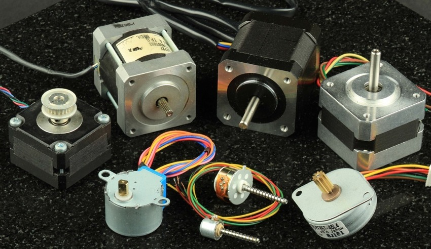 What is a Stepper Motor? All About Stepper Motors @ The