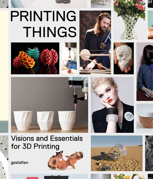 Printing Things Cover