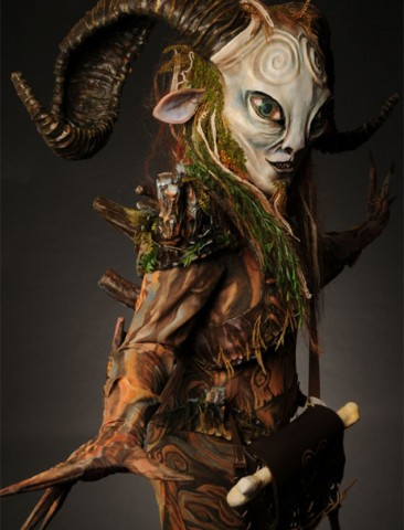 pans labyrinth costume