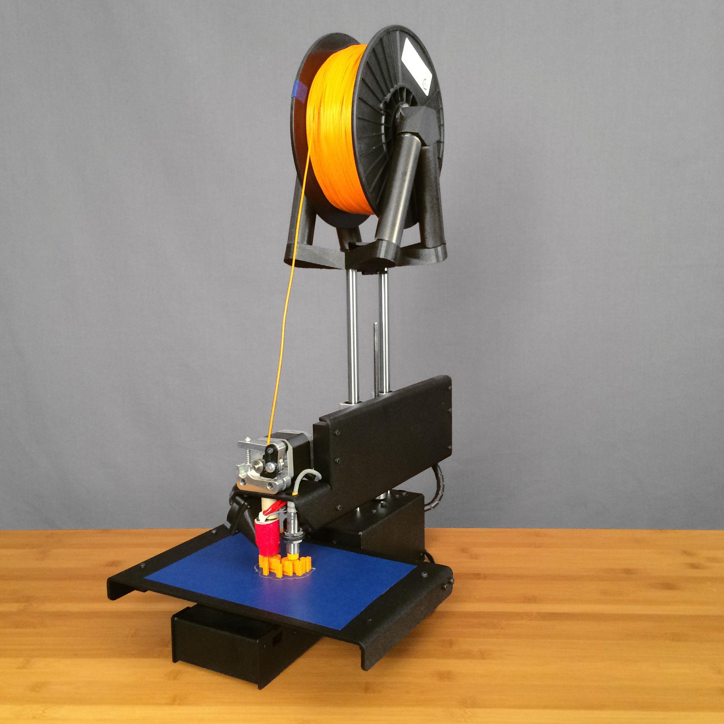 stl show tell printrbot simple metal spool holder 3dprinting