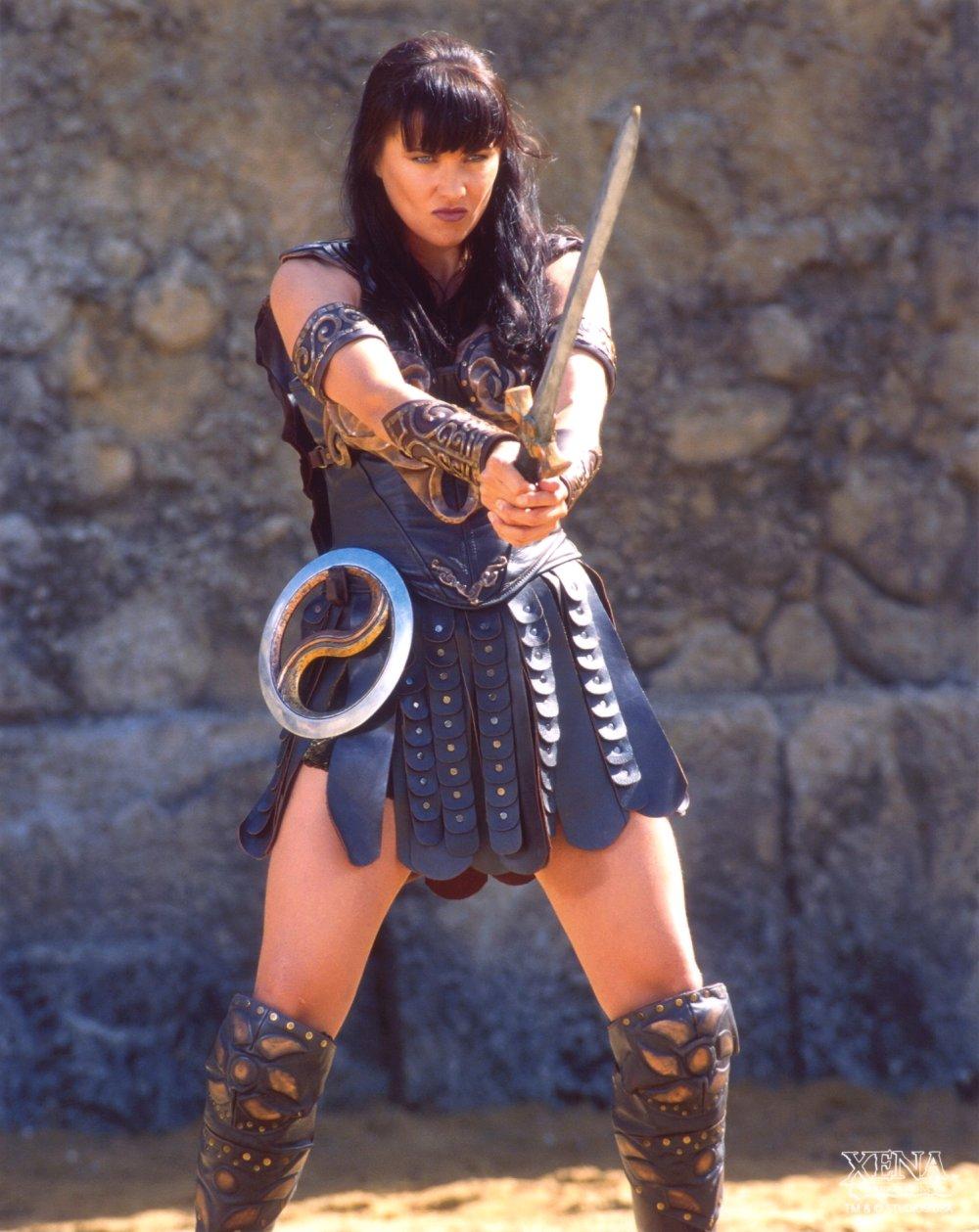 Photo of xena warrior get fuck hentai photo