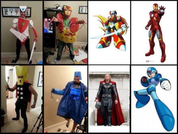 5 cosplay challenge