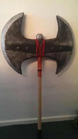 Astrid's axe