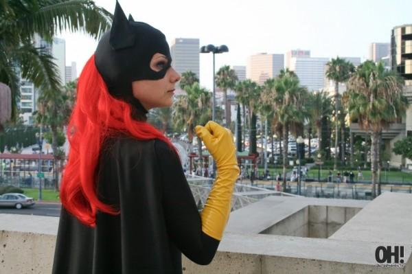 Batgirl costume 2