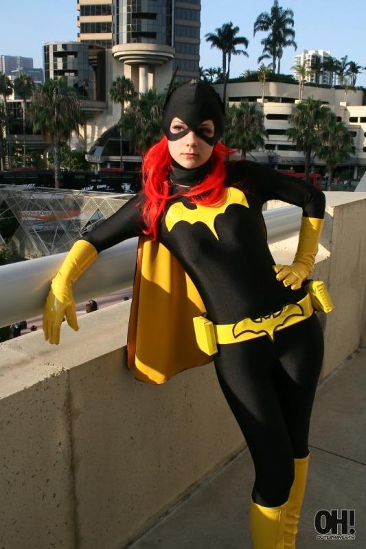Heroic Batgirl Costume 171 Adafruit Industries Makers