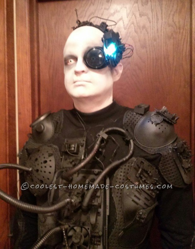 borg costume made from everyday items  u00ab adafruit