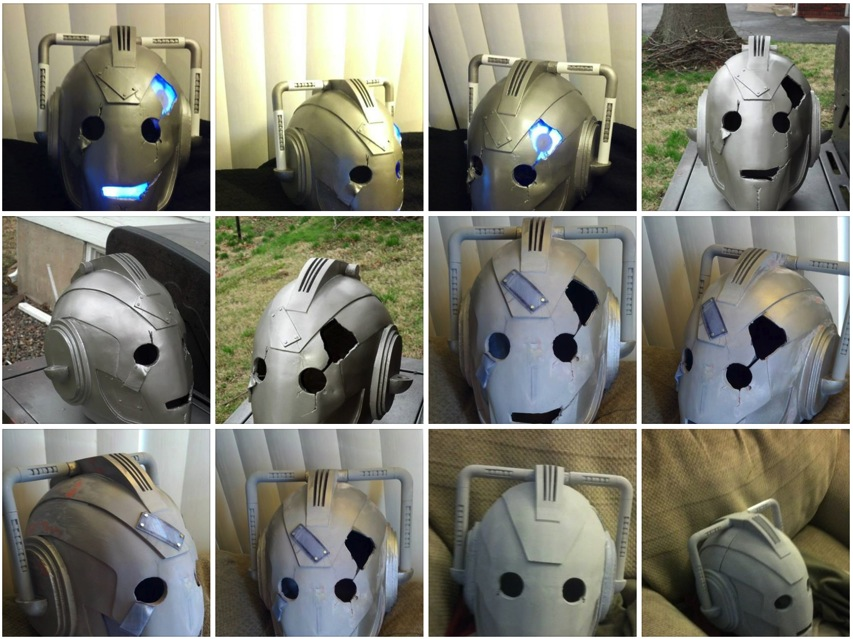 Cyberman 2013 Handles