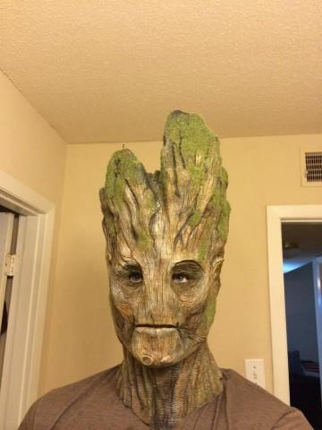 Groot head