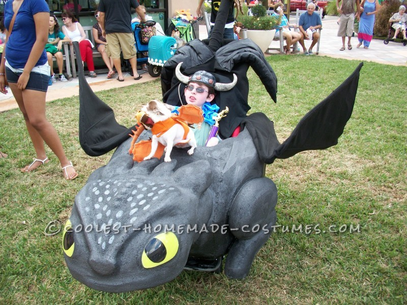 Hiccup And Toothless Wheelchair Cosplay 171 Adafruit