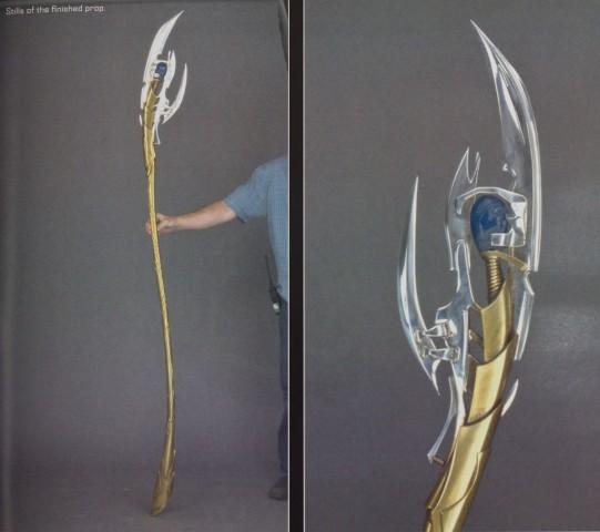 Loki's Chitauri Scepter