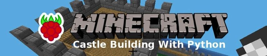 Minecraft Castle Banner 940x198