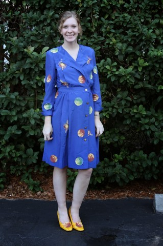 Ms. Frizzle Costume