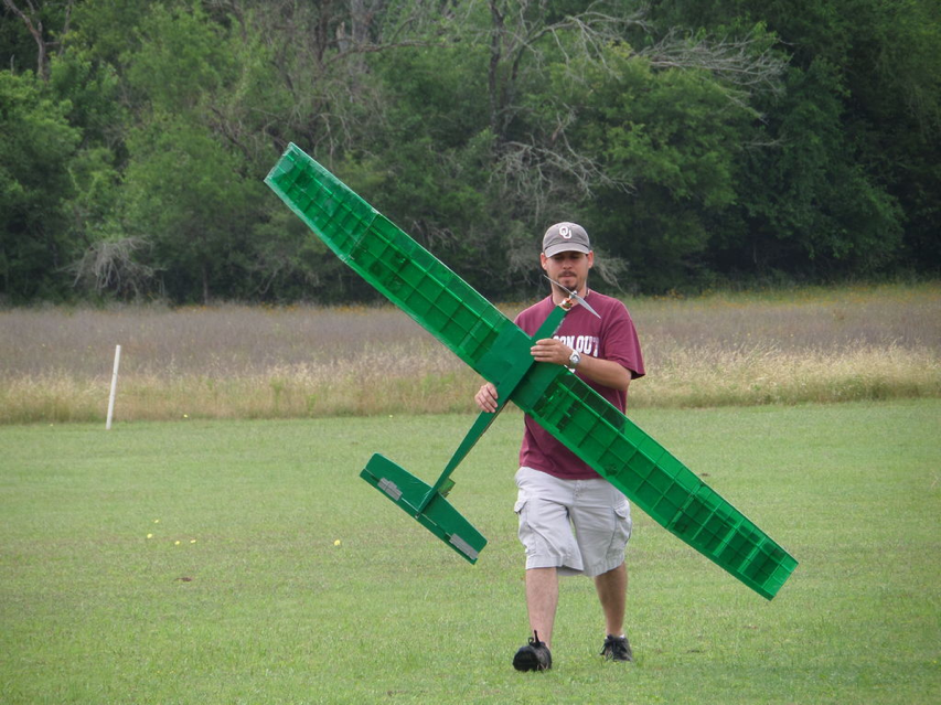 how to make a solar powered rc plane