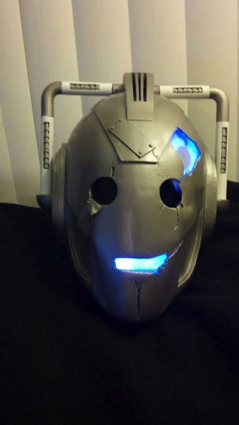 from the forums  doctor who cyberman  u201chandles u201d project  arduino  u00ab adafruit industries  u2013 makers