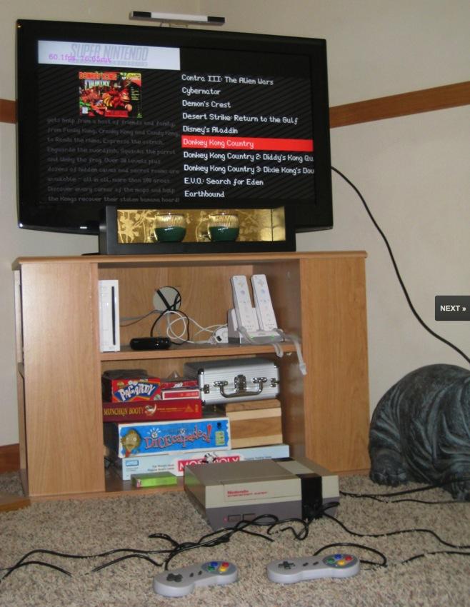 RetroPie NES Imgur 2