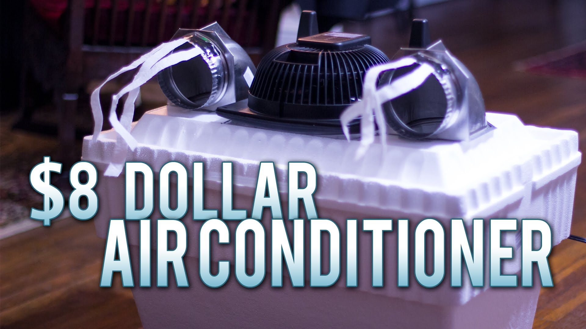 Build Your Own Air Conditioner For Eight Bucks Diy