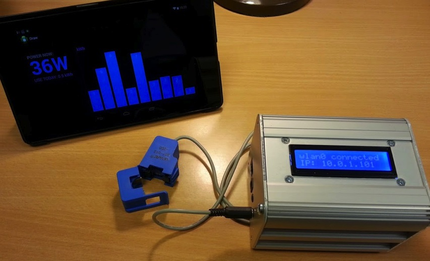 Emonpi Raspberry Pi Energy Monitoring Shield Piday