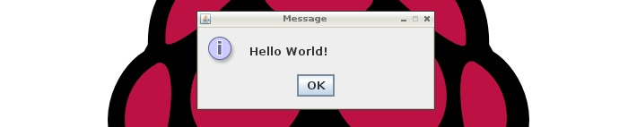 Java hello gui