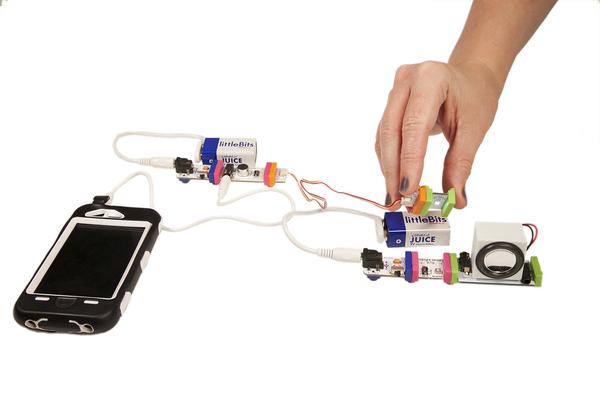 littleBits Data Communications