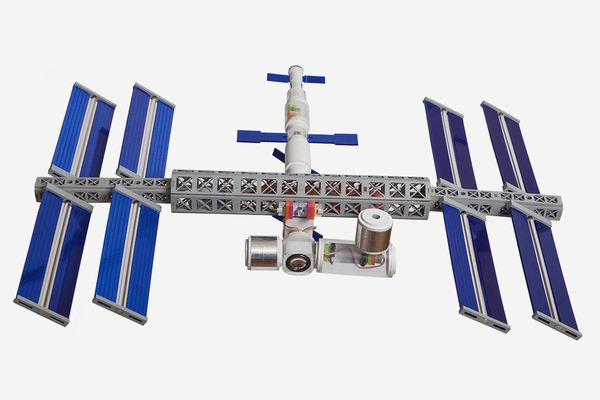 littleBits ISS