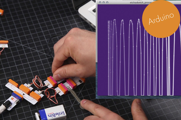 littleBits_Arduino_Etch-a-sketch