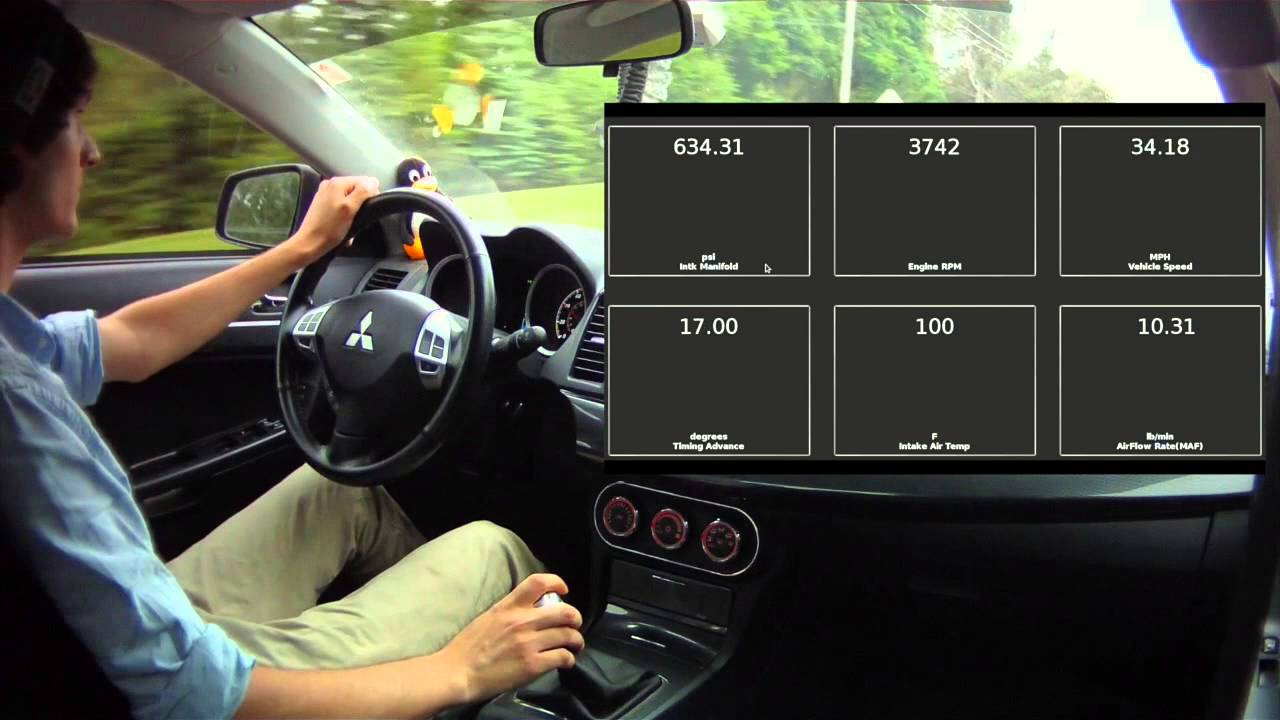 obd pi raspberry pi displaying car diagnostics obd ii. Black Bedroom Furniture Sets. Home Design Ideas