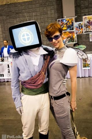 prince robot costume 1