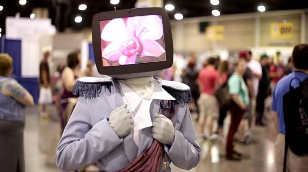 prince robot costume 2