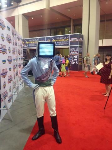 prince robot costume 3