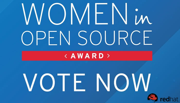Please vote for Limor Fried (Ladyada) for Red Hat's Women in Open Source Award