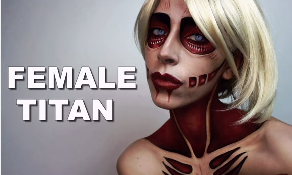 titan makeup tutorial