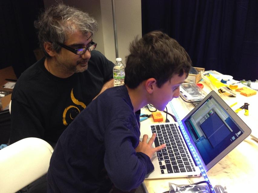 Brian and Vijay