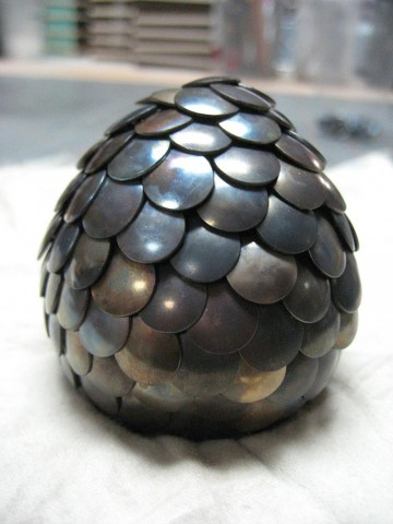 GoT dragon egg