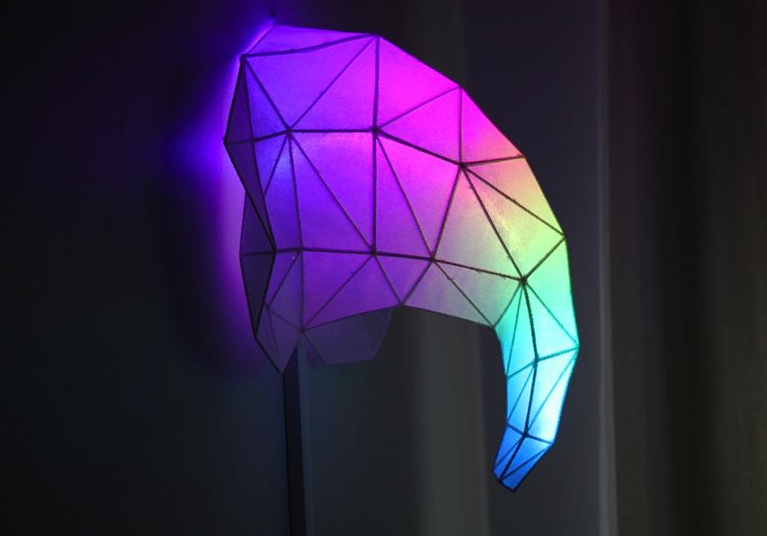 Harpa s Night Light 2014 on Behance