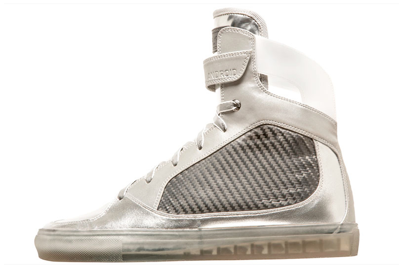 Moon boot styled sneakers celebrate GE s role in first lunar landing collectSPACE