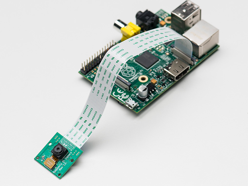 Accessing the Raspberry Pi Camera with OpenCV and
