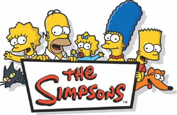 Simpsons Logo 1