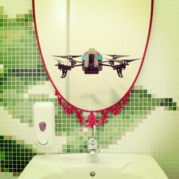 Drone selfies designboom 02