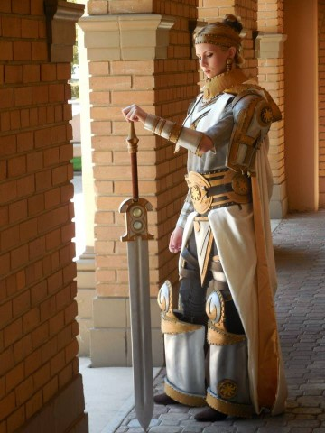 elspeth costume