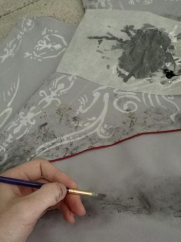 handpainting Ezio