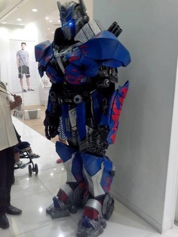 optimus prime 2