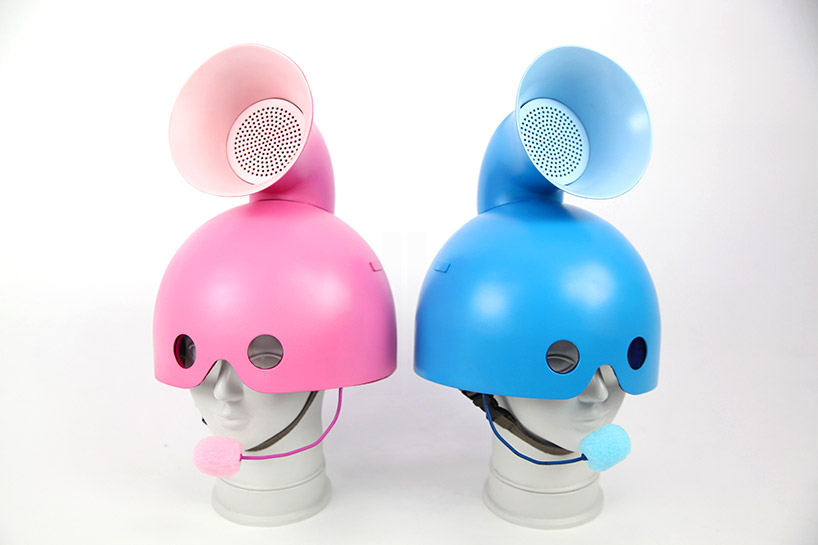 Tomomi sayuda mask of soul fears public speaking designboom 04