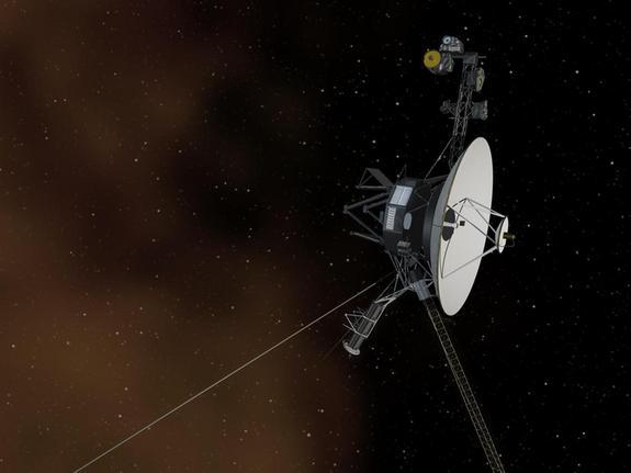 Voyager 1 entering interstellar space 1024
